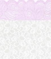 サンプル ツートーン レース M 色見本 ピンク